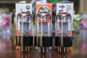 6SL7gt valves for preamplifiers