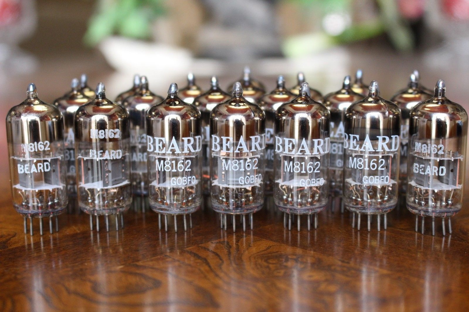 Beard M8162 vacuum tubes